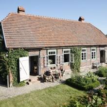 Haus Strauss in Klein Thurow am Schaalsee, Mecklenburg Vorpommern, D